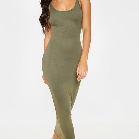 Topshop maxi dress - twist back